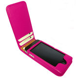 Piel Frama Magnetic iPhone 4/4S Fuchsia