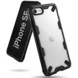 Ringke Fusion iPhone SE 2020 hoesje Zwart