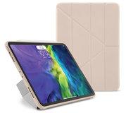 Pipetto Origami TPU iPad Pro 11 inch 2020 hoesje Roze