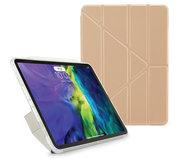 Pipetto Origami TPU iPad Pro 11 inch 2020 hoesje Goud