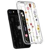 Spigen Ciel iPhone SE 2020 hoesje Flower Garden