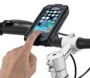Tigra Bike Console Fietshouder iPhone 5S TouchID Black