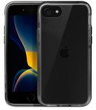 LAUT EXOFRAME iPhone SE 2020 hoesje Zwart