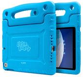 LAUT Little Buddy iPad 2019 kindvriendelijk hoesje Blauw