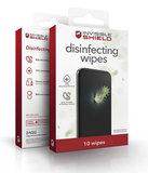 ZAGG InvisibleShield desinfectie doekjes 10 stuks