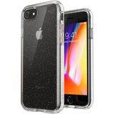 Speck Presidio Perfect Clear iPhone SE 2020hoesje Glitter