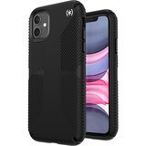 Speck Presidio2 Grip iPhone 11 hoesje Zwart
