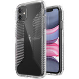Speck Presidio Perfect Clear Grip iPhone 11 hoesje Doorzichtig