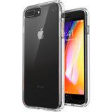 Speck Presidio Perfect Clear iPhone 8 Plushoesje Doorzichtig