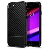 Spigen Core Armor iPhone SE 2020 hoesje Zwart