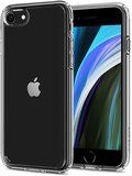 Spigen Crystal Hybrid iPhone SE 2020 hoesje Doorzichtig