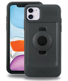 Tigra FitClic Neo iPhone 11 hoesje Zwart