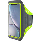 Mobiparts Comfort iPhone XR sportband Groen
