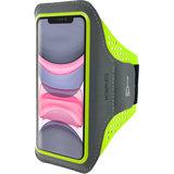 MobipartsComfort iPhone 11 sportband Groen