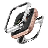 Ringke Full Frame Apple Watch 44 mm hoesje Zilver