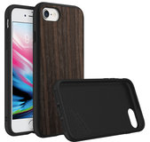 RhinoShield SolidSuit iPhone SE 2020 hoesje Black Oak