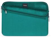 ArtWizz Neoprene Pro MacBook 13 inch sleeve Petrol