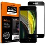 Spigen Full Cover iPhone SE 2020 glazen screenprotector