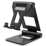 TechProtection AluStand opvouwbare tablet standaard Zwart