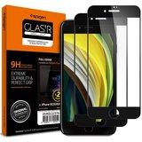 Spigen Full Cover iPhone SE 2020 2-pack glazen screenprotector