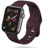 TechProtection Soft Apple Watch 44 / 42 mm bandje Paars