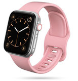 TechProtection Soft Apple Watch 40 / 38 mm bandje Roze