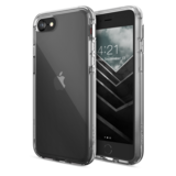 X-Doria Defense Clear iPhone SE 2020 hoesje Doorzichtig