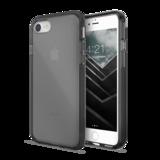X-Doria Defense Clear iPhone SE 2020 hoesje Zwart