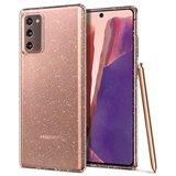 Spigen Liquid Crystal Galaxy Note 20 hoesje Glitter