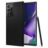 Spigen Liquid Air Galaxy Note 20 Ultra hoesje Zwart