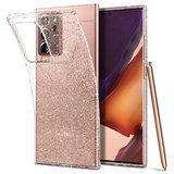 Spigen Liquid Crystal Galaxy Note 20 Ultra hoesje Glitter