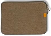 MW Denim MacBook 13 inch USB-C sleeve Khaki