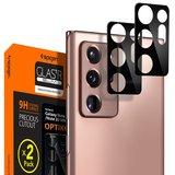 Spigen Camera Galaxy Note 20 Ultra beschermer Zwart