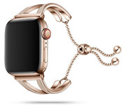 TechProtection Bracelet Apple Watch 40 / 38 mm bandje Goud