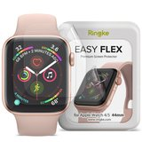 Ringke Easy Flex Apple Watch 44 mm screenprotector 3 pack