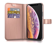 BeHello Wallet iPhone X / XS hoesje Rose