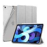 ESR Yippee Rebound iPad Air 2020 10,9 inch hoesje Zilver