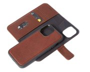 Decoded Leather 2 in 1 Wallet iPhone 12 Pro Max hoesje Bruin
