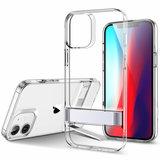 ESR Metal Kickstand iPhone 12 mini hoesje Doorzichtig