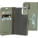 Mobiparts Classic Wallet iPhone 12 Pro / iPhone 12 hoesje Groen