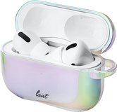 LAUT Holografisch AirPods Pro hoesje Wit
