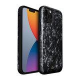 LAUT Pearl iPhone 12 Pro / iPhone 12 hoesje Zwart