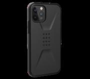 UAG Civilian IPhone 12 Pro / iPhone 12 hoesje Zwart