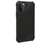 UAG Metropolis Lite iPhone 12 Pro / iPhone 12 hoesje Zwart