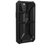 UAG Monarch iPhone 12 Pro / iPhone 12 hoesje Zwart