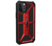 UAG Monarch iPhone 12 Pro / iPhone 12 hoesje Rood