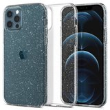 Spigen Liquid Crystal iPhone 12 Pro / iPhone 12 hoesje Glitter
