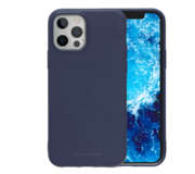 dbramante1928 Grenen plantaardig iPhone 12 Pro / iPhone 12 hoesje Blauw