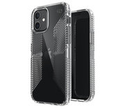 Speck Presidio Perfect Clear Grip iPhone 12 Pro / iPhone 12 hoesje Transparant