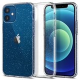Spigen Liquid Crystal iPhone 12 mini hoesje Glitter